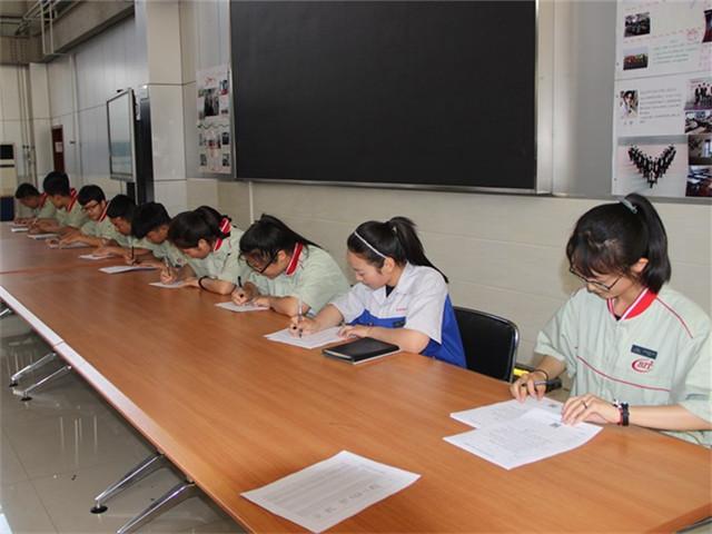 学生干部签字。.JPG